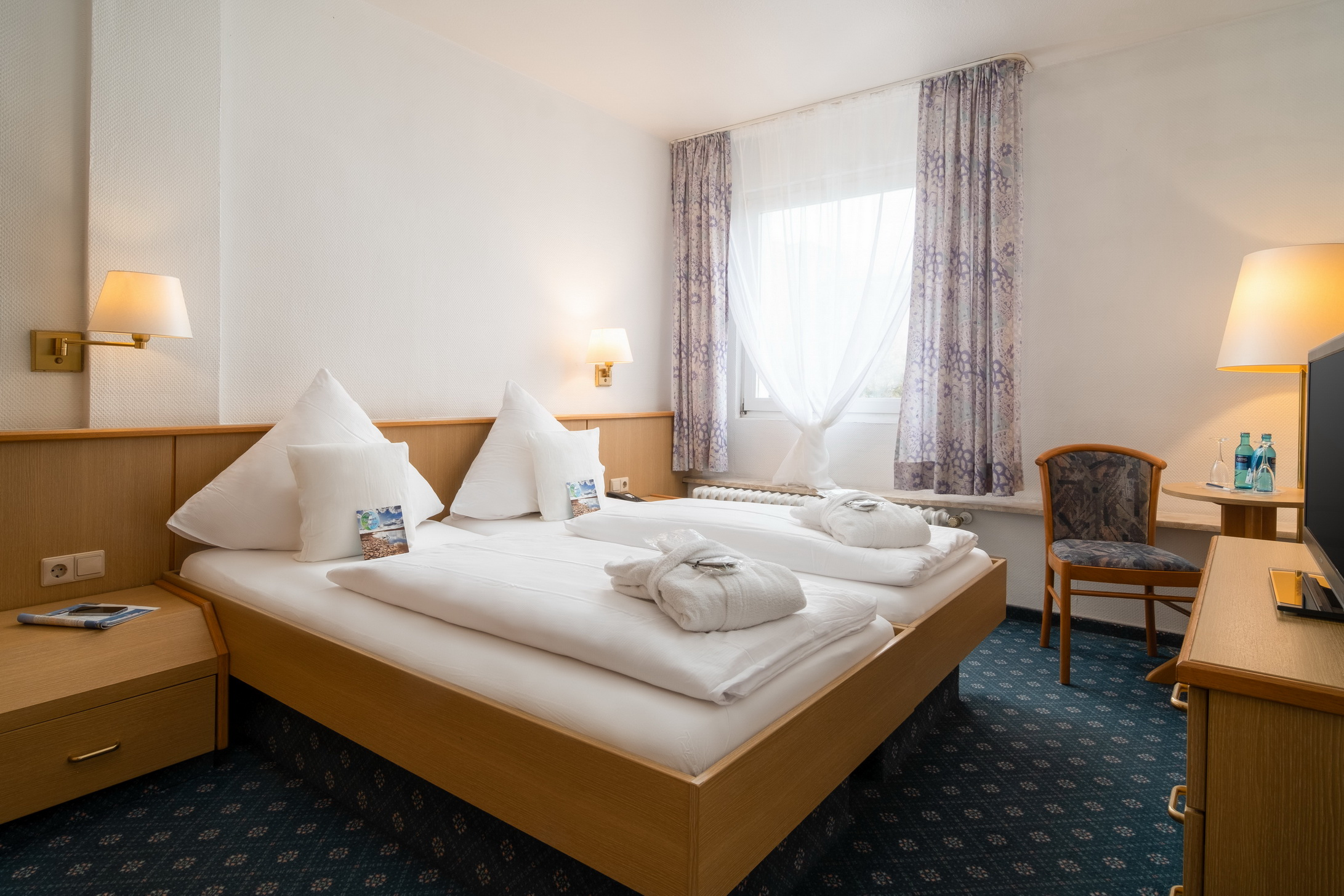 Double room Buberstr.