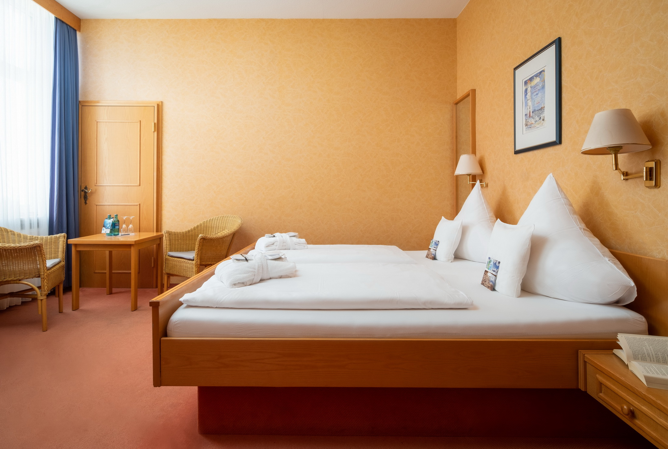 Double room inner courtyard