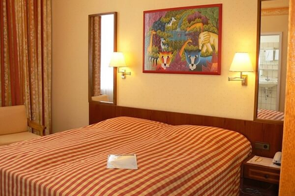 Double room at side of the Seaside
