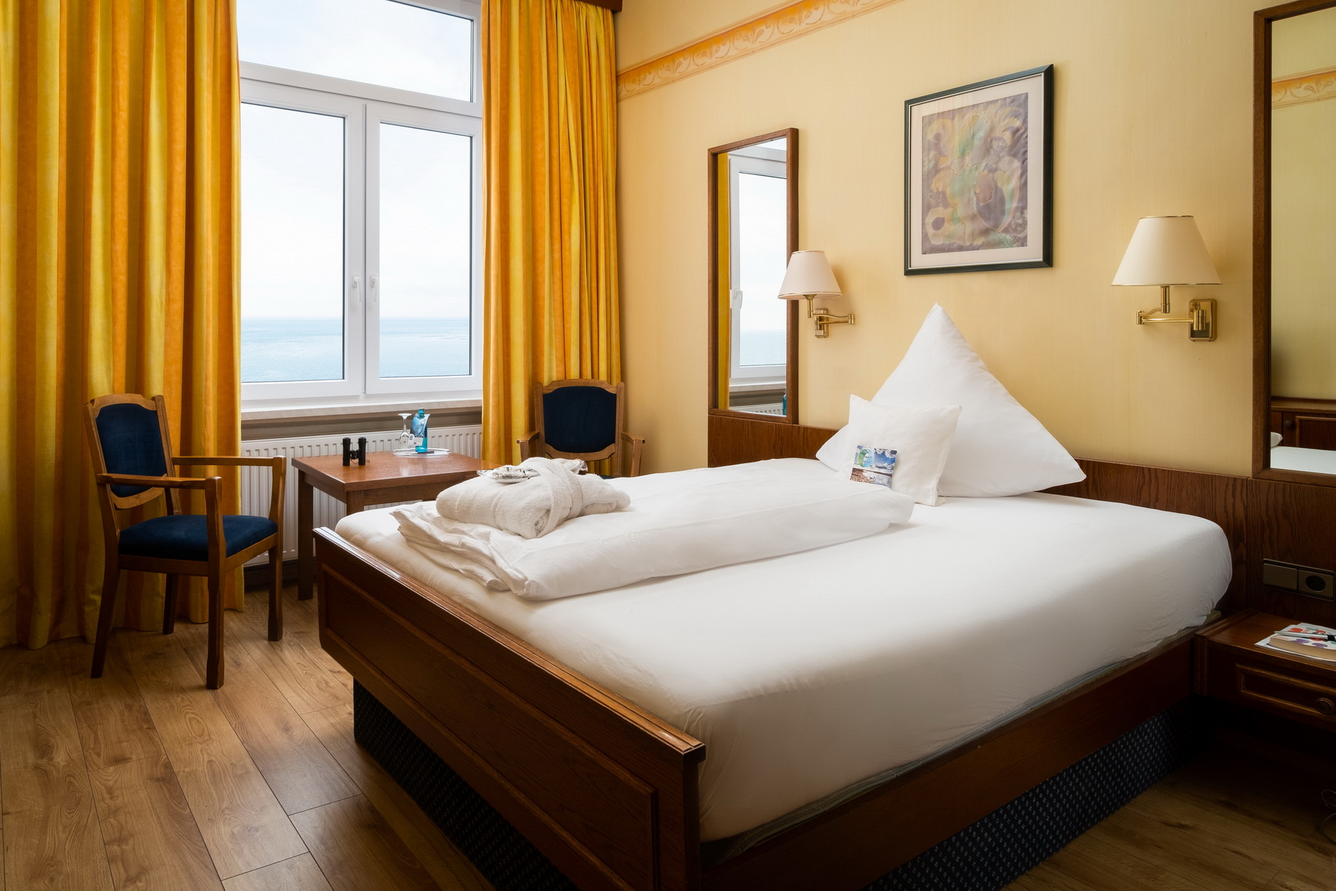 Single room seaside